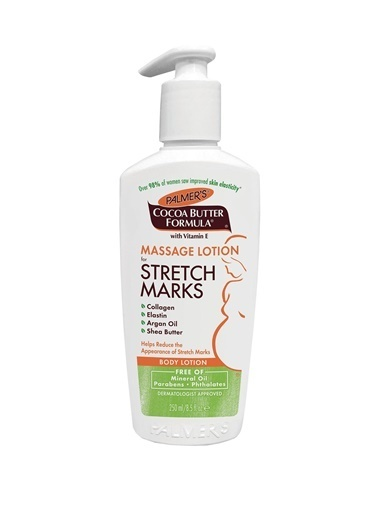 Palmers Cocoa Butter Lotion For Stretch Marks 250ml Renksiz